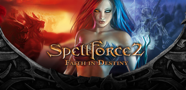 SpellForce  2: Faith in Destiny - Cover / Packshot