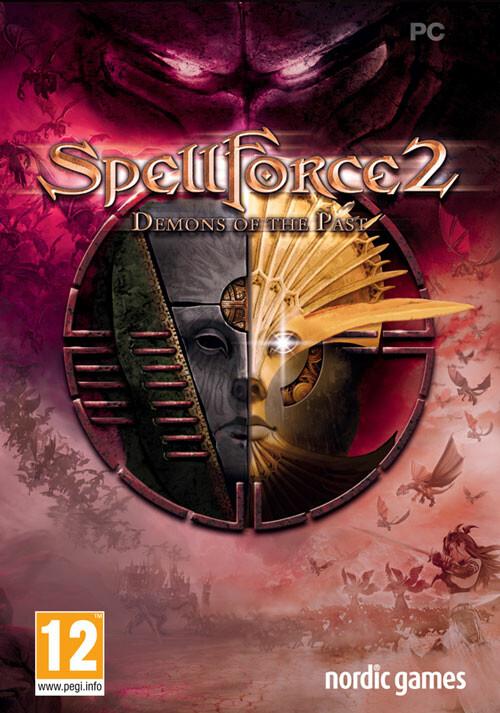 SpellForce 2: Demons Of The Past - Packshot