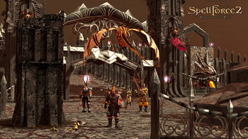 Screenshot1 - SpellForce 2: Demons Of The Past
