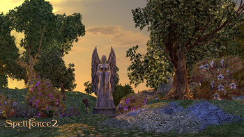 Screenshot3 - SpellForce 2: Demons Of The Past
