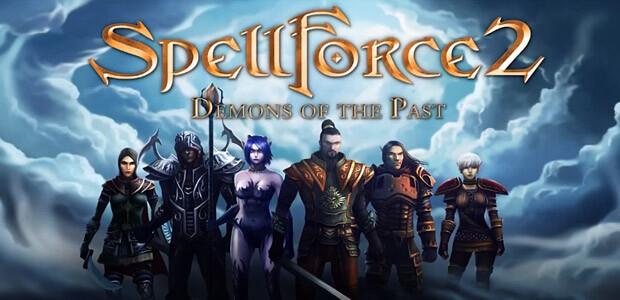 SpellForce 2: Demons Of The Past - Cover / Packshot