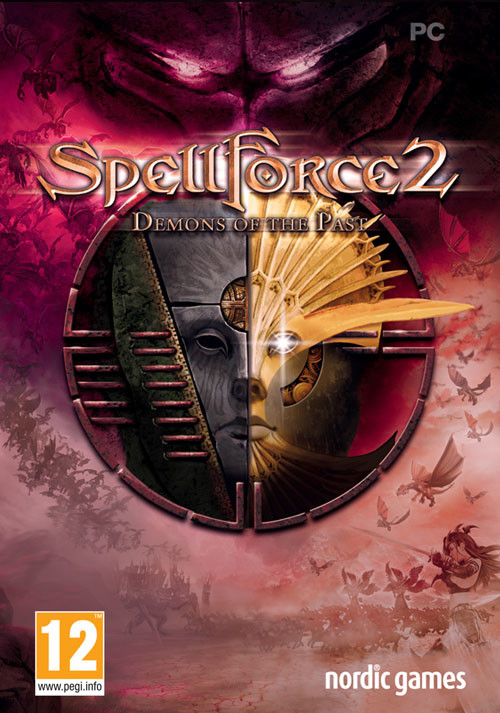 SpellForce 2: Demons Of The Past - Cover / Packshot