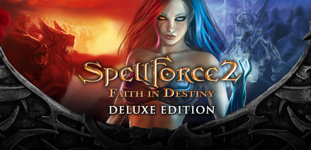 SpellForce 2: Faith in Destiny - Deluxe - Cover / Packshot