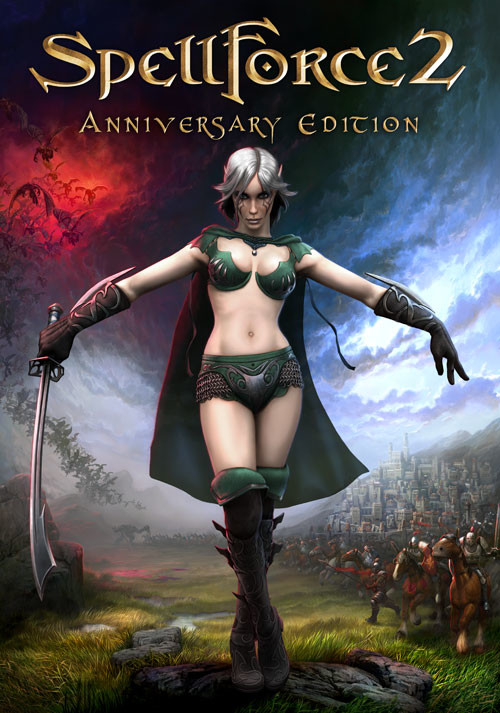 SpellForce 2 – Anniversary Edition - Cover / Packshot