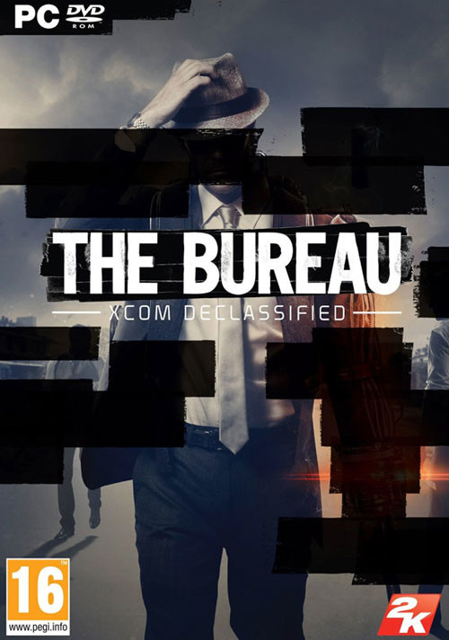The Bureau: XCOM Declassified - Cover / Packshot