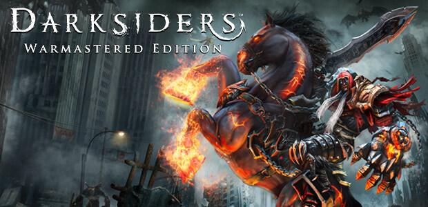 Darksiders Warmastered Edition - Cover / Packshot