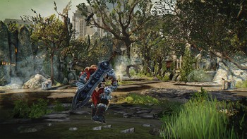 Screenshot1 - Darksiders Warmastered Edition