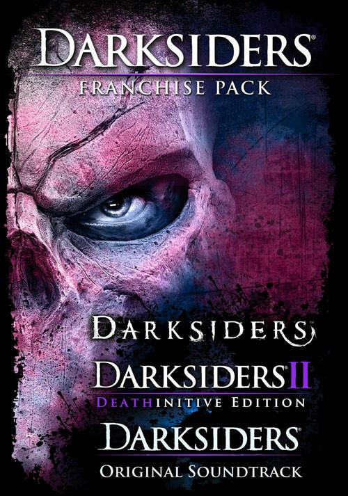 Darksiders Franchise Pack - Packshot