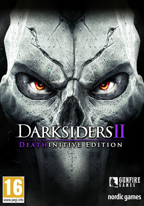 Darksiders II Deathinitive Edition - Cover / Packshot