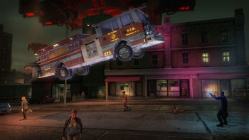 Screenshot1 - Saints Row IV - 100% Uncut