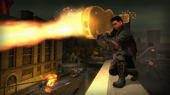 Screenshot2 - Saints Row IV - 100% Uncut