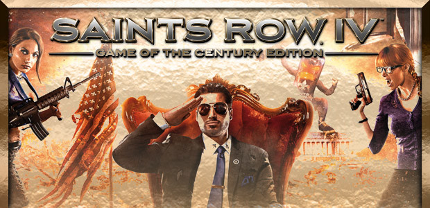 Saints Row IV Game of the Century Edition - Cover / Packshot