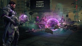 Screenshot1 - Saints Row IV: Game of the Century Upgrade Pack