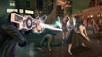 Screenshot5 - Saints Row Metro Double Pack