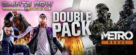 Saints Row Metro Double Pack