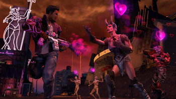 Screenshot1 - Saints Row Metro Double Pack