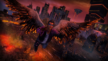 Screenshot2 - Saints Row Metro Double Pack