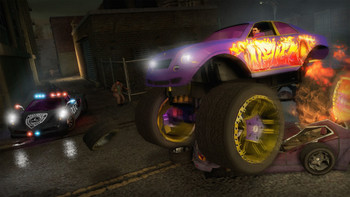 Screenshot3 - Saints Row Metro Double Pack