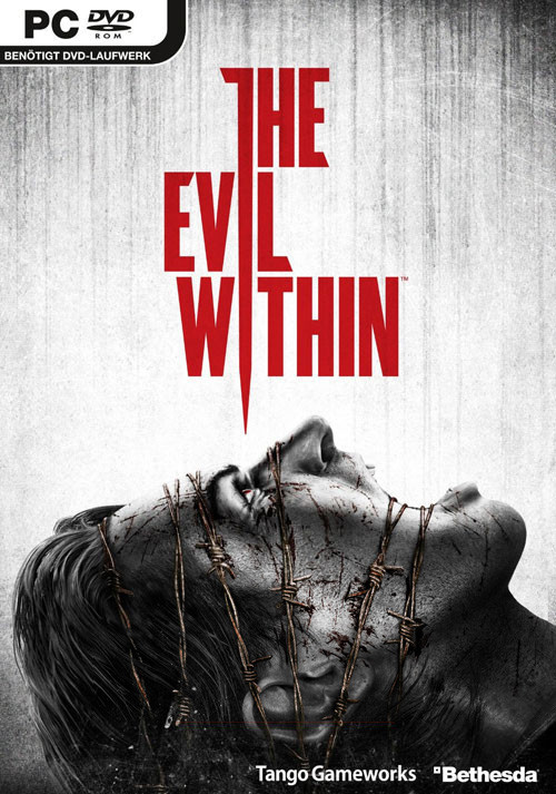 The Evil Within - Cover