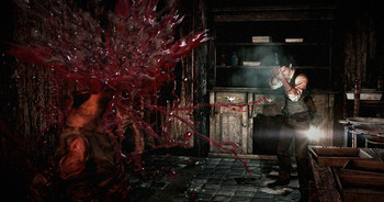 Screenshot4 - The Evil Within