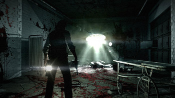 Screenshot2 - The Evil Within