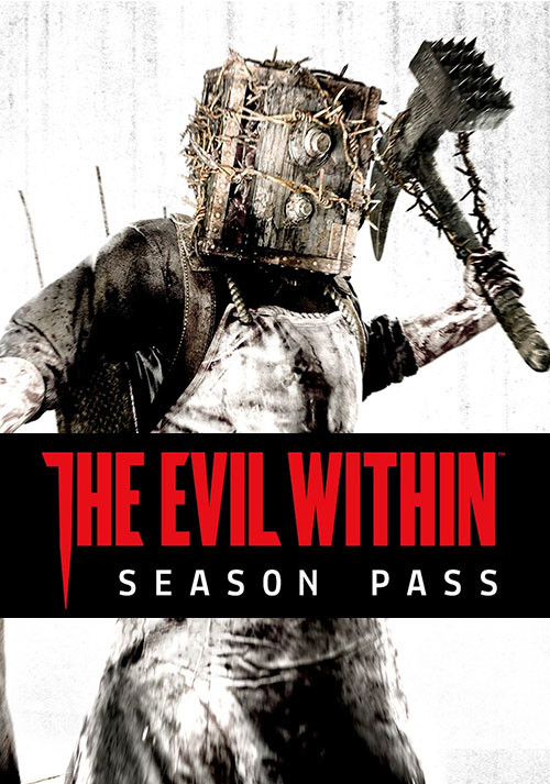 The Evil Within Season Pass - Cover