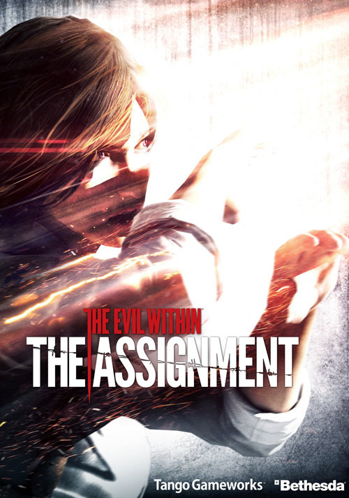 The Evil Within: The Assignment DLC 1 - Cover