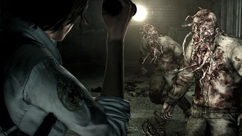 Screenshot2 - The Evil Within: The Assignment DLC 1