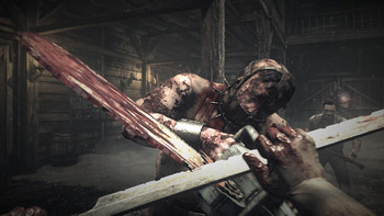 Screenshot1 - The Evil Within: The Executioner DLC 3