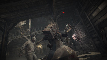 Screenshot2 - The Evil Within: The Executioner DLC 3