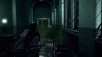 Screenshot3 - The Evil Within: The Executioner DLC 3