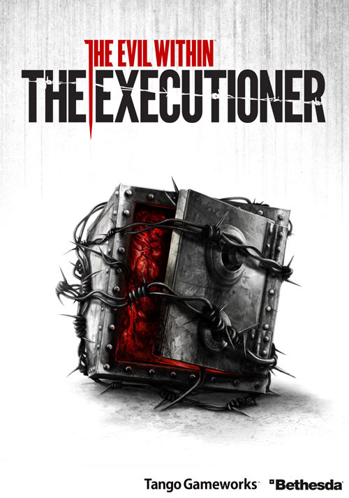 The Evil Within: The Executioner DLC 3 - Cover / Packshot