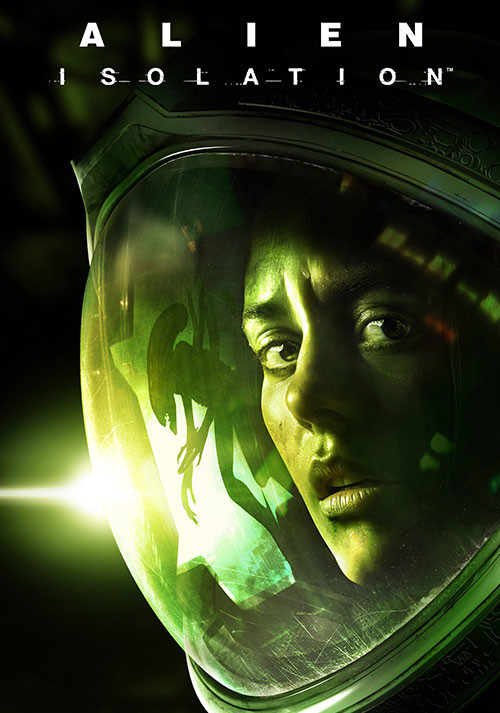 Alien: Isolation - Cover