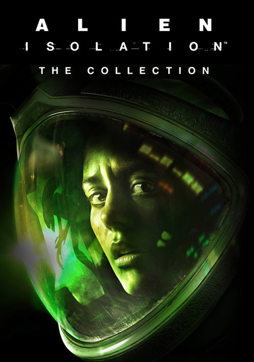 Alien: Isolation - The Collection - Cover