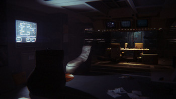 Screenshot1 - Alien: Isolation - The Collection