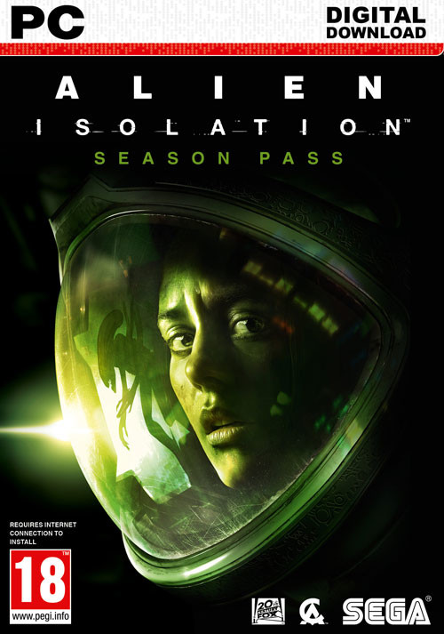 Alien: Isolation - Season Pass - Cover