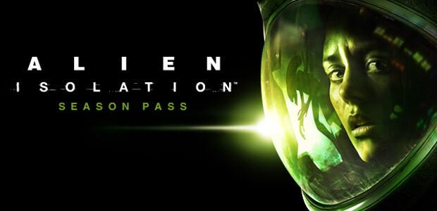 Alien: Isolation - Season Pass - Cover / Packshot