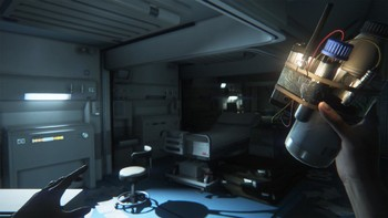 Screenshot3 - Alien: Isolation - Last Survivor DLC