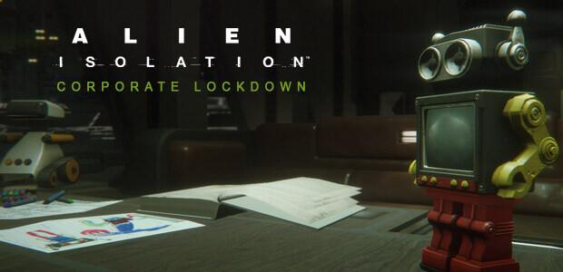 Alien: Isolation - Im Visier DLC - Cover / Packshot