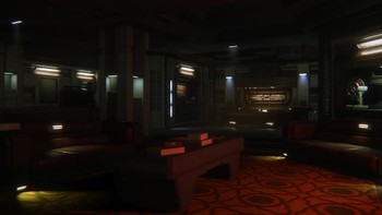 Screenshot1 - Alien: Isolation - Corporate Lockdown DLC