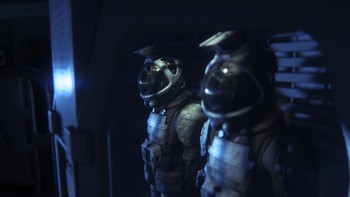 Screenshot5 - Alien: Isolation - Corporate Lockdown DLC