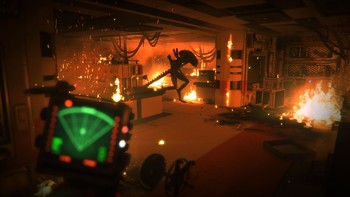 Screenshot2 - Alien: Isolation - Corporate Lockdown DLC