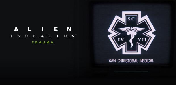 Alien: Isolation - Trauma DLC - Cover / Packshot