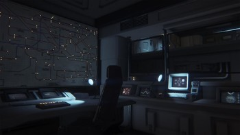 Screenshot1 - Alien: Isolation - Trauma DLC