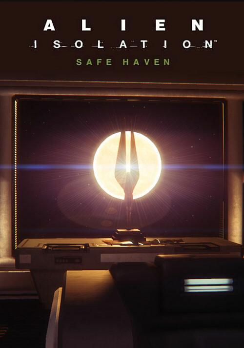 Alien: Isolation - Safe Haven DLC - Cover / Packshot