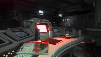 Screenshot1 - Alien: Isolation - Lost Contact DLC