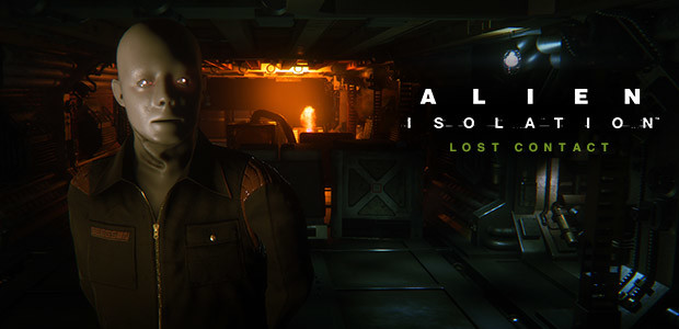 Alien: Isolation - Lost Contact DLC - Cover / Packshot