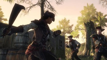 Screenshot1 - Assassin's Creed Liberation HD