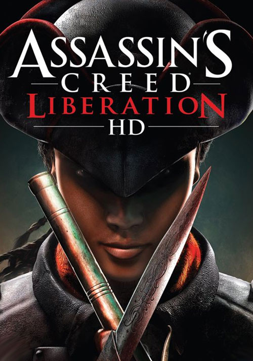 Assassin's Creed Liberation HD - Cover