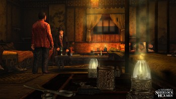 Screenshot10 - The Testament of Sherlock Holmes